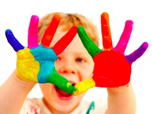 The effect of colours on children